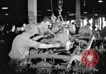 Image of Mass Production of Jeeps at Willys-Overland factory  Toledo Ohio United States USA, 1942, second 10 stock footage video 65675057632