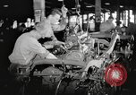 Image of Mass Production of Jeeps at Willys-Overland factory  Toledo Ohio United States USA, 1942, second 12 stock footage video 65675057632