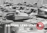 Image of Shipping Lend Lease Aid Pacific Theater, 1942, second 2 stock footage video 65675057633