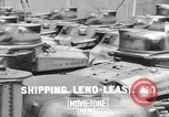 Image of Shipping Lend Lease Aid Pacific Theater, 1942, second 3 stock footage video 65675057633