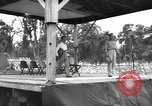 Image of American entertainers Bougainville Island Papua New Guinea, 1944, second 5 stock footage video 65675057649