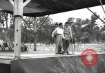 Image of American entertainers Bougainville Island Papua New Guinea, 1944, second 12 stock footage video 65675057649