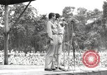 Image of American entertainers Bougainville Island Papua New Guinea, 1944, second 6 stock footage video 65675057651