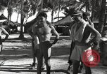 Image of Patrol Torpedo (PT) Boat Base 21 Mios Woendi Island Dutch New Guinea, 1944, second 6 stock footage video 65675057654