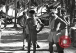 Image of Patrol Torpedo (PT) Boat Base 21 Mios Woendi Island Dutch New Guinea, 1944, second 7 stock footage video 65675057654