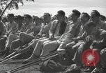 Image of American soldiers Guadalcanal Solomon Islands, 1944, second 4 stock footage video 65675057658