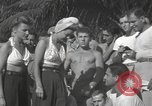 Image of American entertainers Guadalcanal Solomon Islands, 1944, second 3 stock footage video 65675057659