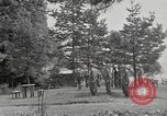Image of rest camp Gstadt Germany, 1945, second 7 stock footage video 65675057660
