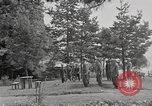 Image of rest camp Gstadt Germany, 1945, second 9 stock footage video 65675057660