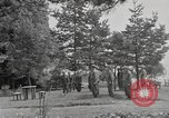 Image of rest camp Gstadt Germany, 1945, second 10 stock footage video 65675057660