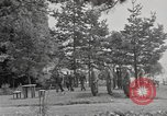 Image of rest camp Gstadt Germany, 1945, second 11 stock footage video 65675057660