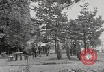 Image of rest camp Gstadt Germany, 1945, second 12 stock footage video 65675057660
