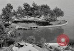 Image of rest camp Gstadt Germany, 1945, second 10 stock footage video 65675057662