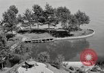 Image of rest camp Gstadt Germany, 1945, second 11 stock footage video 65675057662