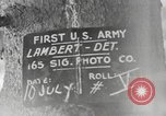 Image of rest camp Gstadt Germany, 1945, second 1 stock footage video 65675057663