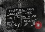 Image of rest camp Gstadt Germany, 1945, second 2 stock footage video 65675057663