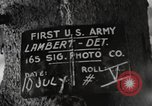Image of rest camp Gstadt Germany, 1945, second 3 stock footage video 65675057663