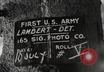 Image of rest camp Gstadt Germany, 1945, second 4 stock footage video 65675057663
