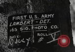 Image of rest camp Gstadt Germany, 1945, second 5 stock footage video 65675057663