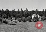 Image of rest camp Gstadt Germany, 1945, second 4 stock footage video 65675057664