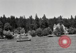 Image of rest camp Gstadt Germany, 1945, second 5 stock footage video 65675057664