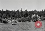 Image of rest camp Gstadt Germany, 1945, second 6 stock footage video 65675057664