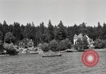 Image of rest camp Gstadt Germany, 1945, second 9 stock footage video 65675057664