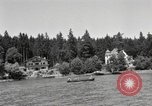 Image of rest camp Gstadt Germany, 1945, second 10 stock footage video 65675057664