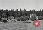 Image of rest camp Gstadt Germany, 1945, second 12 stock footage video 65675057664