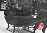 Image of rest camp Bains-Le-Bains France, 1945, second 7 stock footage video 65675057666