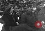 Image of rest camp Bains-Le-Bains France, 1945, second 11 stock footage video 65675057666