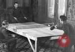 Image of rest camp Bains-Le-Bains France, 1945, second 1 stock footage video 65675057668