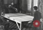 Image of rest camp Bains-Le-Bains France, 1945, second 2 stock footage video 65675057668