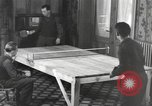 Image of rest camp Bains-Le-Bains France, 1945, second 6 stock footage video 65675057668