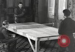 Image of rest camp Bains-Le-Bains France, 1945, second 9 stock footage video 65675057668
