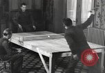 Image of rest camp Bains-Le-Bains France, 1945, second 10 stock footage video 65675057668