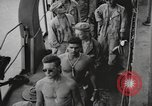 Image of American soldiers Pacific Ocean, 1944, second 1 stock footage video 65675057671