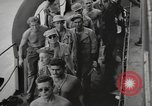 Image of American soldiers Pacific Ocean, 1944, second 3 stock footage video 65675057671