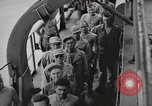 Image of American soldiers Pacific Ocean, 1944, second 5 stock footage video 65675057671