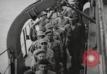 Image of American soldiers Pacific Ocean, 1944, second 6 stock footage video 65675057671