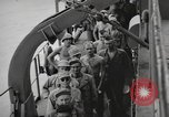 Image of American soldiers Pacific Ocean, 1944, second 7 stock footage video 65675057671