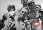 Image of American soldiers Manus Island Papua New Guinea, 1944, second 7 stock footage video 65675057672