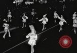 Image of Hollywood Christmas parade Hollywood Los Angeles California USA, 1940, second 11 stock footage video 65675057680