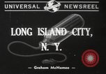 Image of dolls Long Island New York USA, 1940, second 2 stock footage video 65675057681