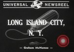 Image of dolls Long Island New York USA, 1940, second 3 stock footage video 65675057681