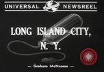 Image of dolls Long Island New York USA, 1940, second 4 stock footage video 65675057681
