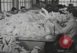Image of dolls Long Island New York USA, 1940, second 5 stock footage video 65675057681