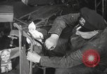 Image of repairing of toys New York United States USA, 1940, second 9 stock footage video 65675057682