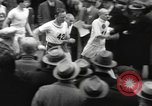 Image of walking race New York United States USA, 1940, second 4 stock footage video 65675057684