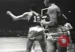 Image of basketball game New York United States USA, 1940, second 8 stock footage video 65675057685